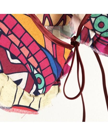 Colletto Cuore Multicolor